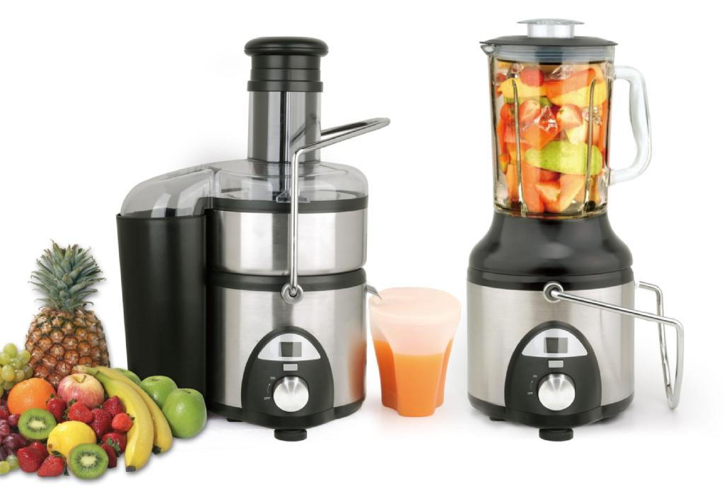 stainless steel power juicer 2