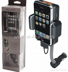 handsfree car kit for iphone 3G iPhone iPod