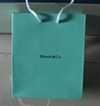 50PCS Tiffany shopping bag
