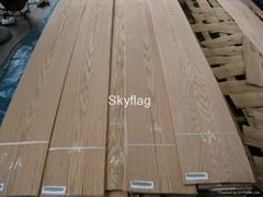 red oak wood veneer