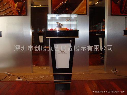 珠寶櫃台、手機櫃台、展櫃專櫃 3