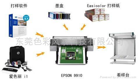 色彩管理&數碼打樣&印刷標準化服務 1