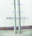 Stainless steel sintering filter tubes