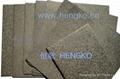 Metal sintering felt filter plate 1