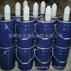 树脂工艺品模具硅胶 1