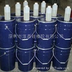 樹脂工藝品模具硅膠