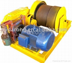electric winch (hoist)