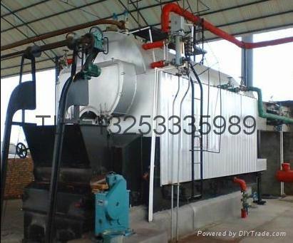 天水燃煤蒸汽锅炉 2