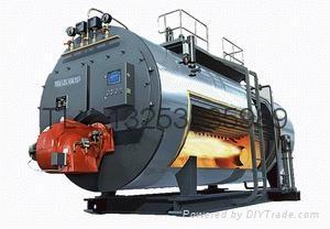兰州燃气蒸汽锅炉 1