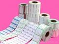 印刷各種材質不干膠標籤 2