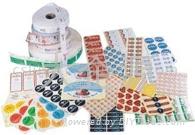 印刷各種材質不干膠標籤 5