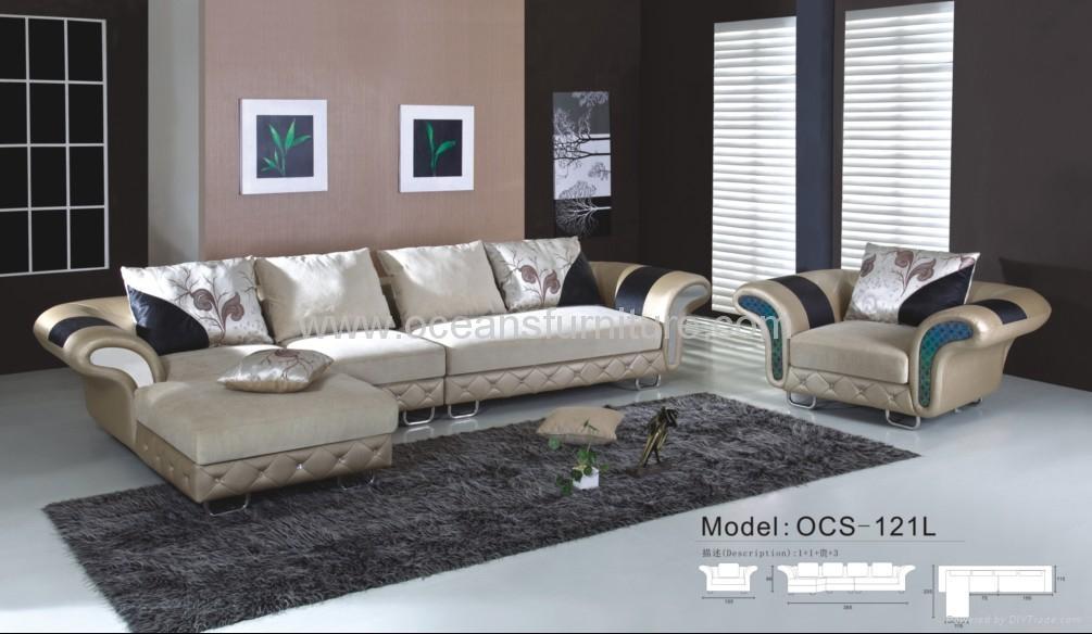 New Classic Sofa OCS 121L 1