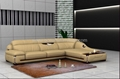 livingroom leather sofa OCS-L15