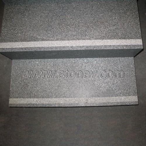 Granite G654 Stair and Riser 1