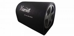 hamei好美品牌汽车音响10寸隧道型低音炮