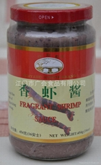 fragrant shrimp sauce