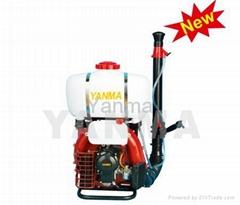 Mist Duster Power Knapsack Sprayer(Genmany Standard)