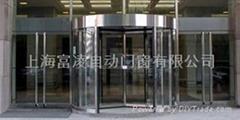 上海宾馆旋转门