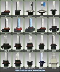 HID Xenon lamp