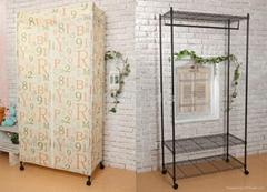2012new design Movable wardrobe