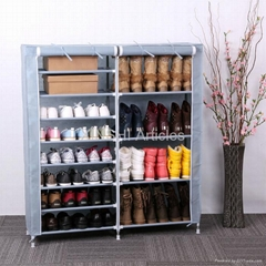 2rows 14layers shoe cabinet