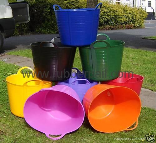 Superb Garden Tubs Plastic Bucket Tub Trug Yx9002 Yingxia China ...
