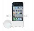 iphone4/4s硅胶扬声器 3
