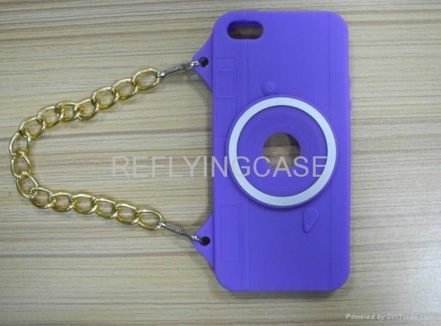 IPHONE5 硅胶保护套 2