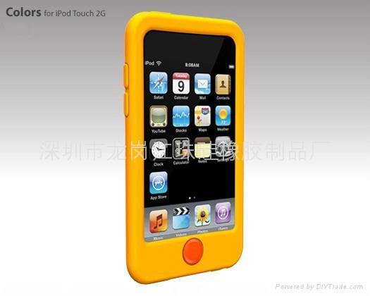 iphone 3g/s硅胶套 1