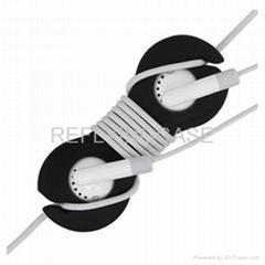 硅膠饒線器