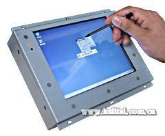 無風扇嵌入式平板電腦(8英吋真彩觸摸液晶屏)