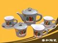 ceramic teapot 1