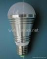 E27 3W LED  Bulb light