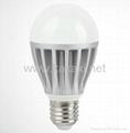 E27 3W LED 燈泡 球泡 2