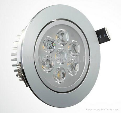 3W  LED 天花射灯 5