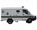 bullet proof vehicles DMT5048*YC4-1