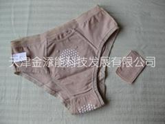 光赭理疗内裤