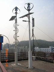 Maglev Vertical Wind Turbines 300 to 3000W