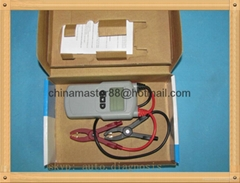 2012 new lead-acid battery tester car battery analyzer 12v