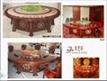 電動餐桌(電動火鍋桌)