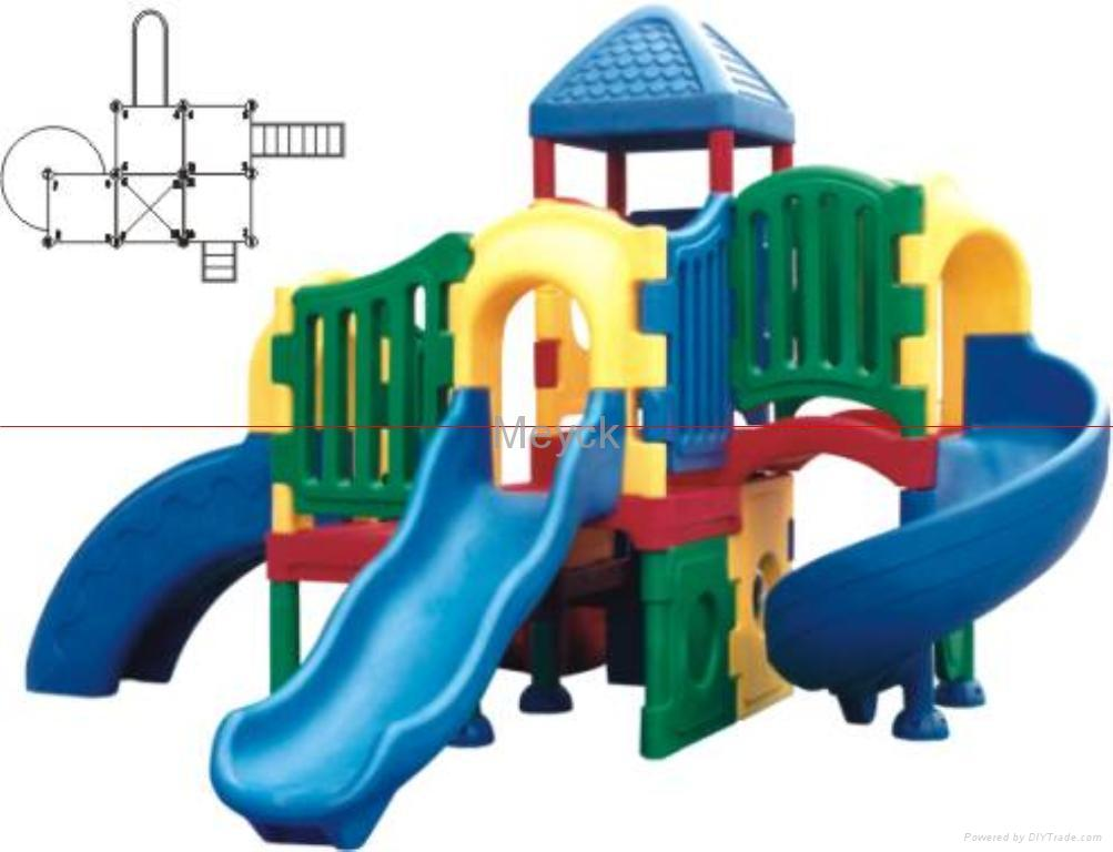 Outdoor Playground 8062a Meyck China Other Toys