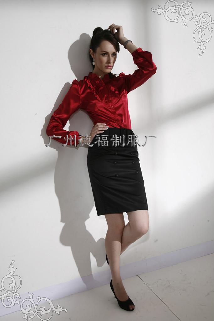 lady's uniform 2