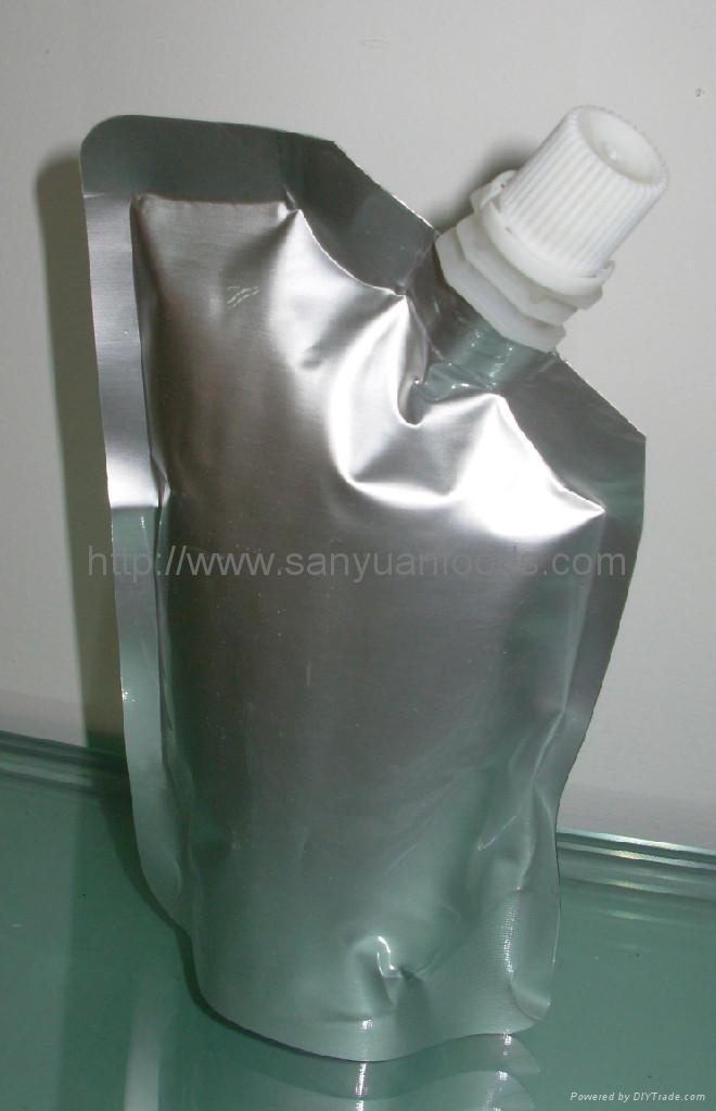 tomato paste in sachet & pouch with cap  3