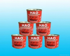 210g canned tomato paste 28/30%