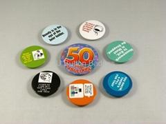 Button Badges 75mm