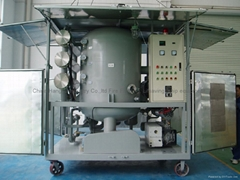 Enclose type Transformer oil Purification machine