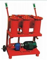 Small and Portable Industrial oil purifier