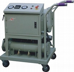 Diesel oil purifier, portable oil dehydraution machine