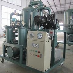 High-vacuum Transformer oil Purification machine