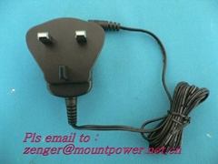 Sell 5w England Wall mount type switching power supply adapter